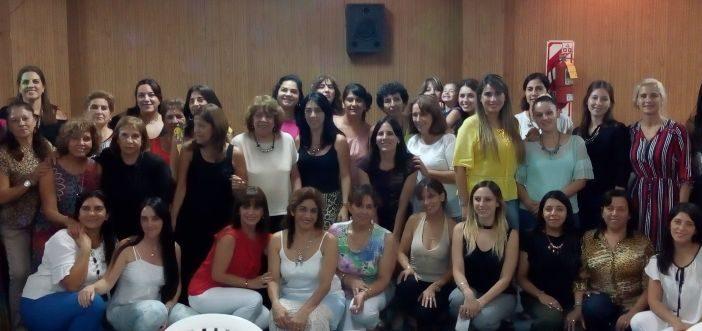 Homenaje día de la Mujer – Delegación Sud