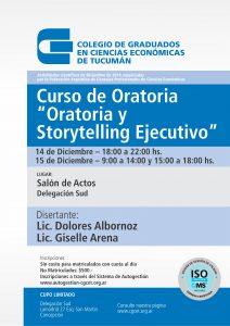 Oratoria y Storytelling ejecutivo