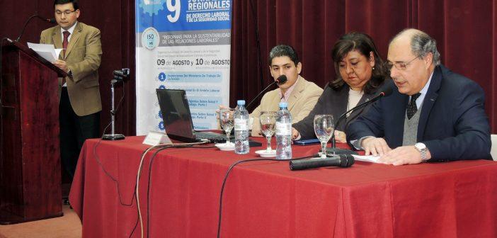9º Jornadas de Derecho Laboral y de la Seguridad Social