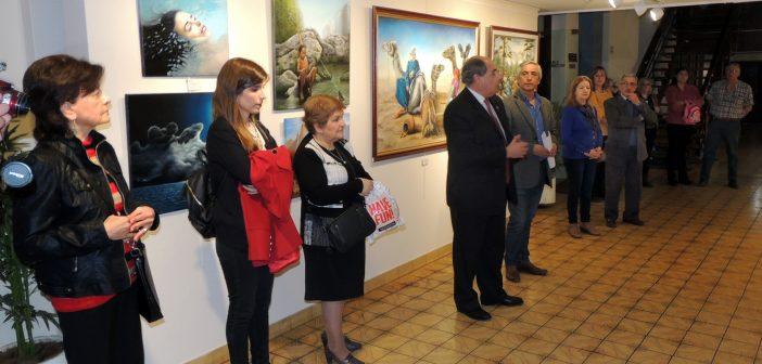 """Muestra Interdisciplinaria de Arte """"Homenaje al 96º Aniversario CGCET"""""""