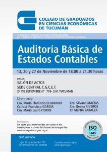 Auditoría Básica en Estados Contables