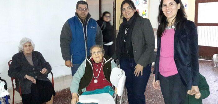 Entrega de Donación en el Hogar de Ancianos de Concepción – Delegación SUD
