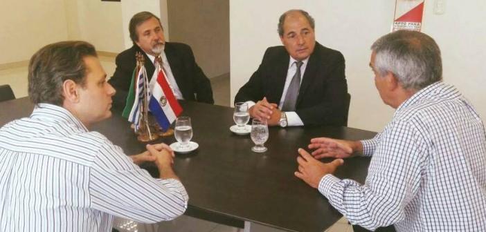 Reunión con el Secretario de Estado de Relaciones Institucionales de la Provincia de Tucumán