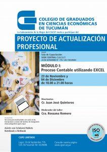 Proceso Contable utilizando Excel