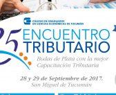 25° Encuentro Tributario