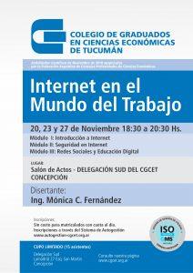 Internet en el Mundo del Trabajo