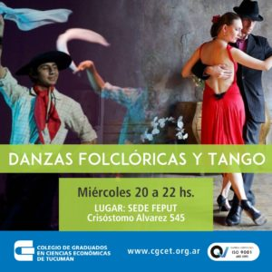 floclore y tango